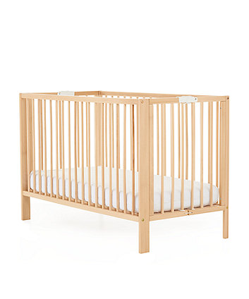 Mothercare Folding Cot - Beech