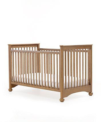 Mothercare Charleston Cot Bed - Natural