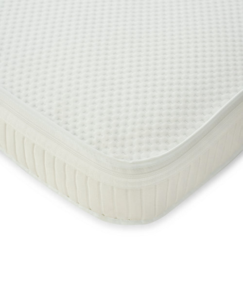 Mothercare Pocket Sprung Cot Bed Mattress