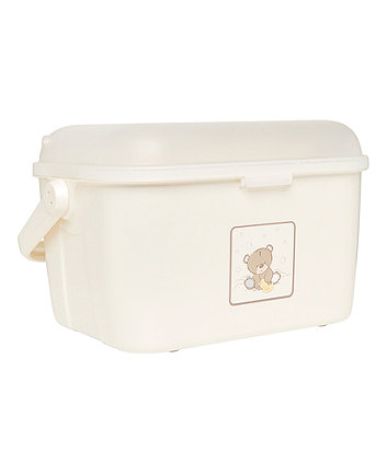 Mothercare teddy's toy box bath box