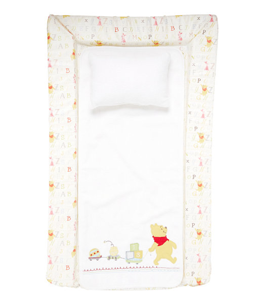 Mothercare Winnie The Pooh Changing Mat