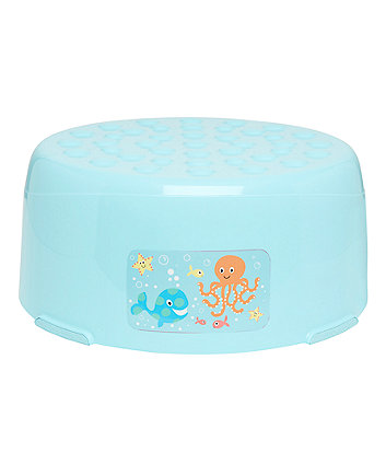 Mothercare Step Stool - Turquoise