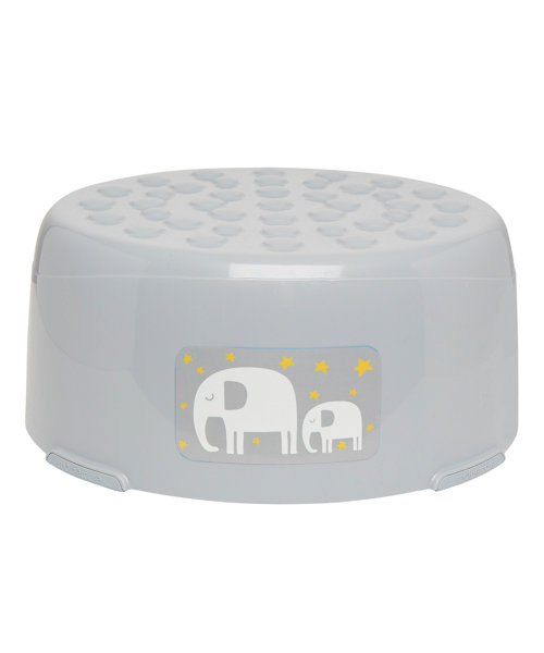 Mothercare Step Stool - Grey