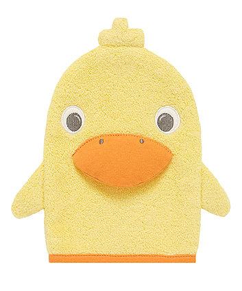Mothercare Duck Wash Mitt