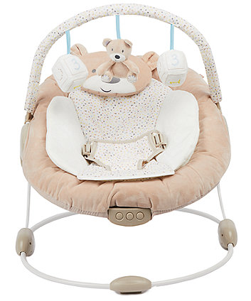 cf214377b Mothercare Teddy s Toy Box Bouncer