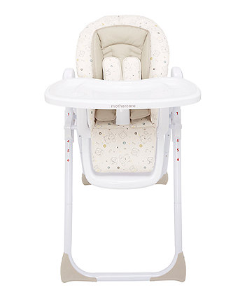 Mothercare Teddy'S Toy Box Highchair