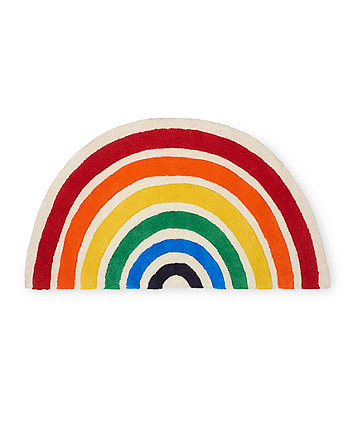 Little Bird Rainbow Rug