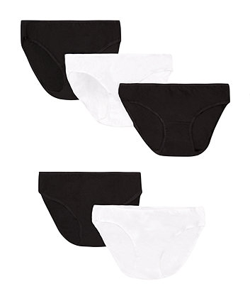 Mothercare Maternity Mini Briefs - 5 Pack