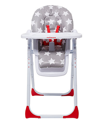 * Mothercare Highchair - Star
