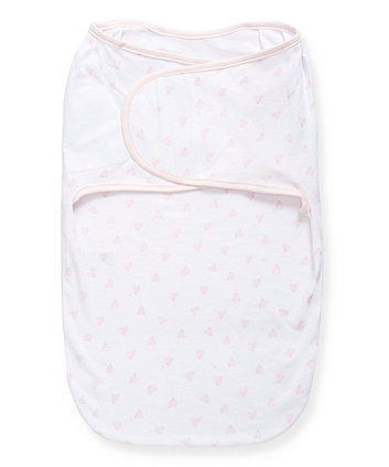 Mothercare Swaddle Wrap - Hearts