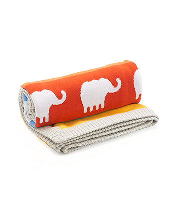Mothercare Hello Friend Knitted Blanket