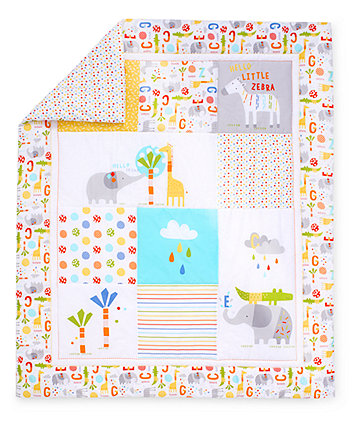 Mothercare Hello Friend Quilt