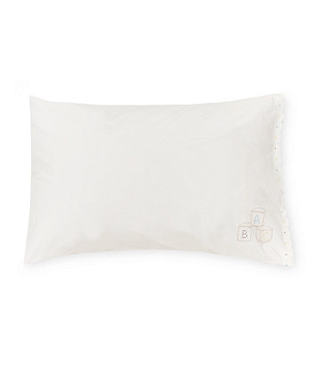Mothercare Teddy'S Toy Box Cot Pillowcase