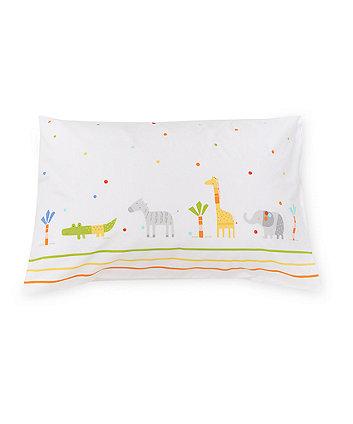 Mothercare Hello Friend Cot Pillowcase