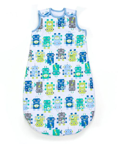 Mothercare Robots Snoozie Sleep Bag 0-6 Months 2.5 Tog