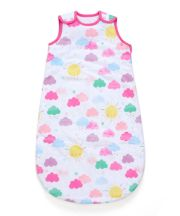Mothercare Sunshine Snoozie Sleep Bag 1.0 Tog - 0-6 Months