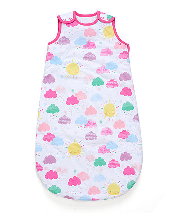 Sunshine Snoozie Sleep Bag 6-18 Months - 1.0 Tog