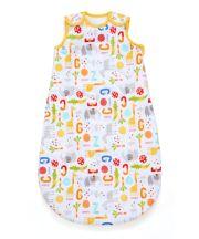 Mothercare Jungle 1.0 Tog Snoozie Sleep Bag - 0-6 Months