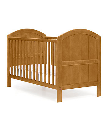 Mothercare Marlow Cot Bed (Antique) + Free Mattress