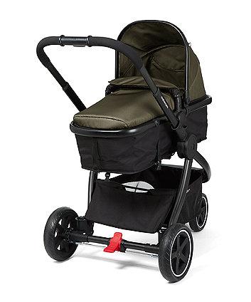 Mothercare  Wheel Journey Black Travel System