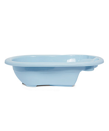 Mothercare Extra Large Bath With Integrated Bath Support - Blue
