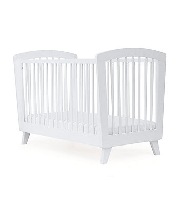 Little Bird Cot Bed - White