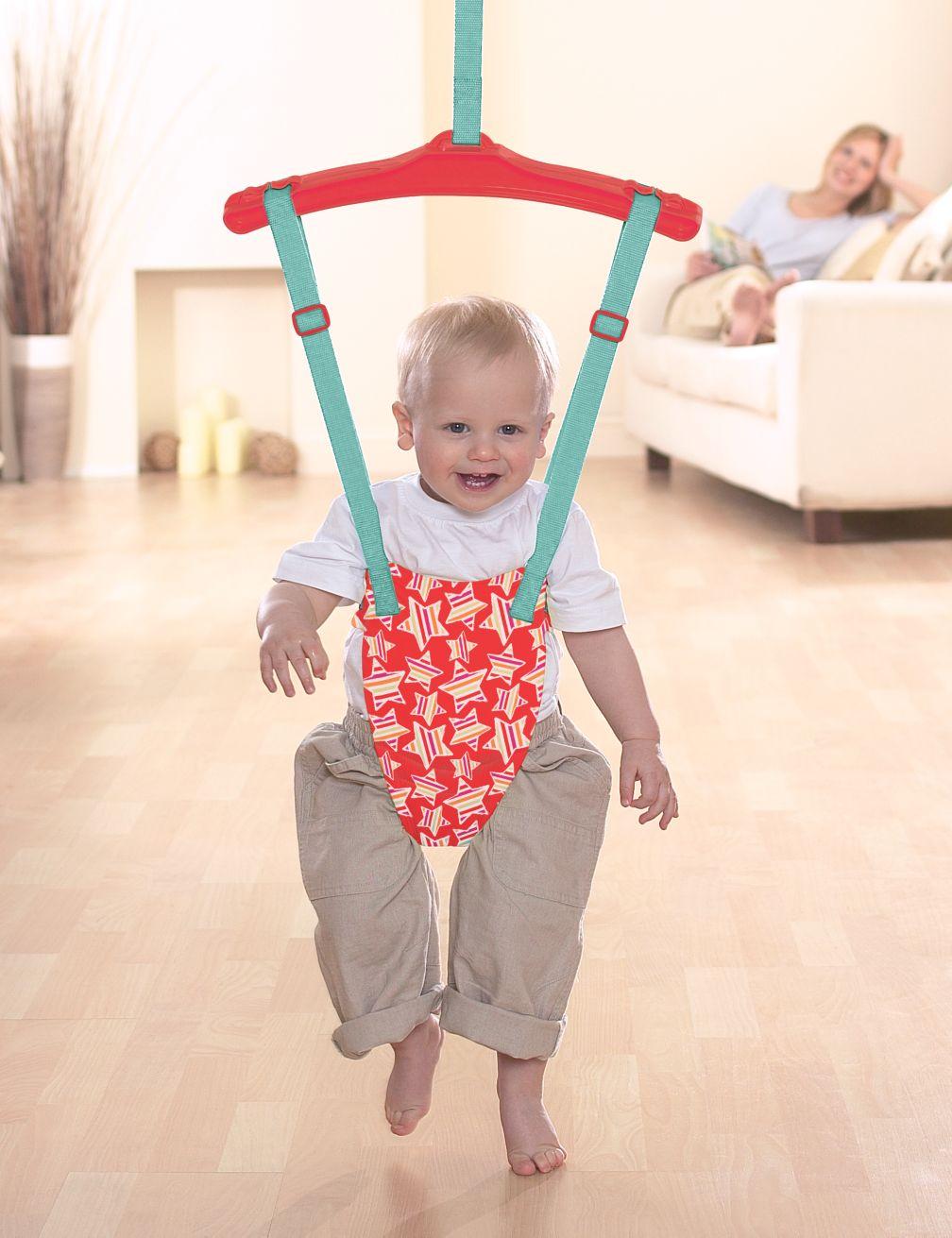 Как сделать своими руками детский прыгунок