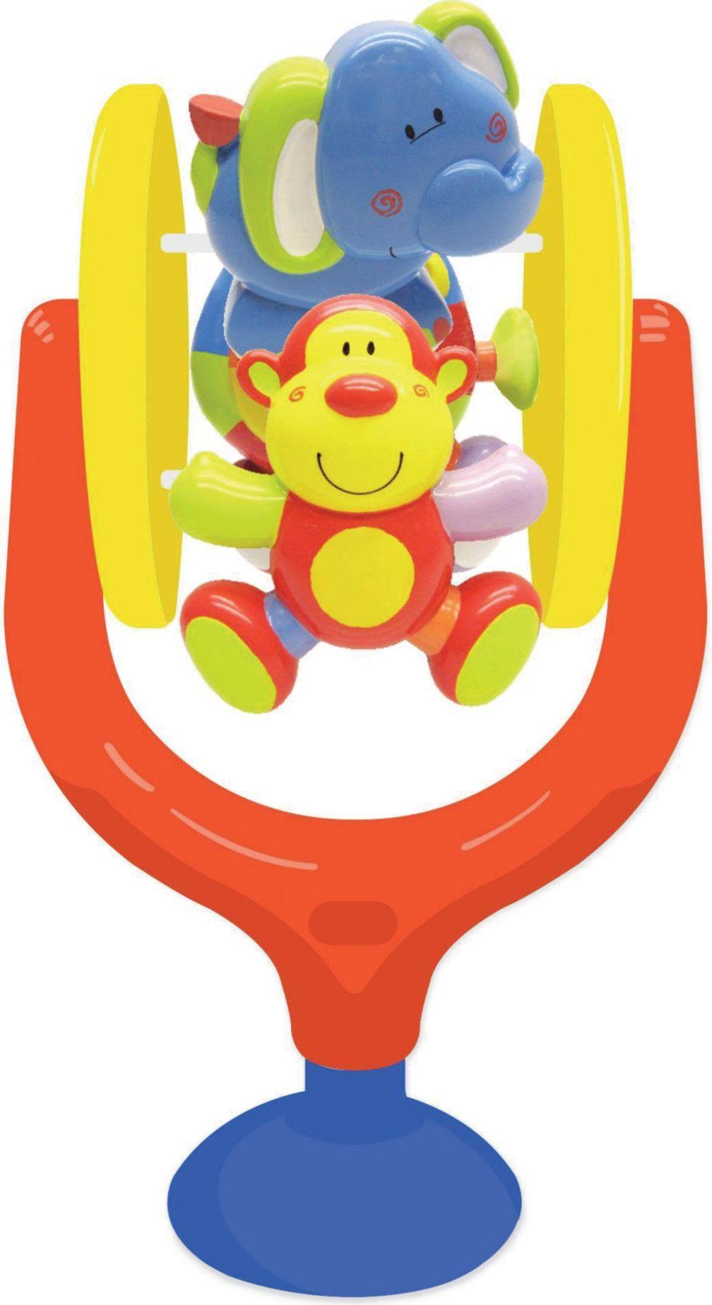Juaimurah Mothercare Animal Spinning High Chair Toy
