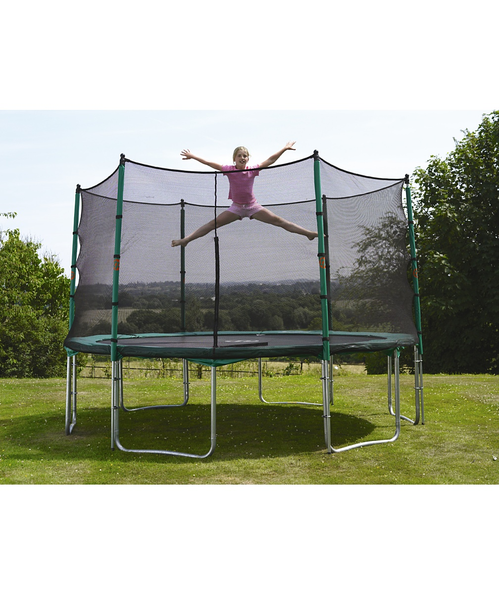 TP 12ft Canberra Trampoline Surround