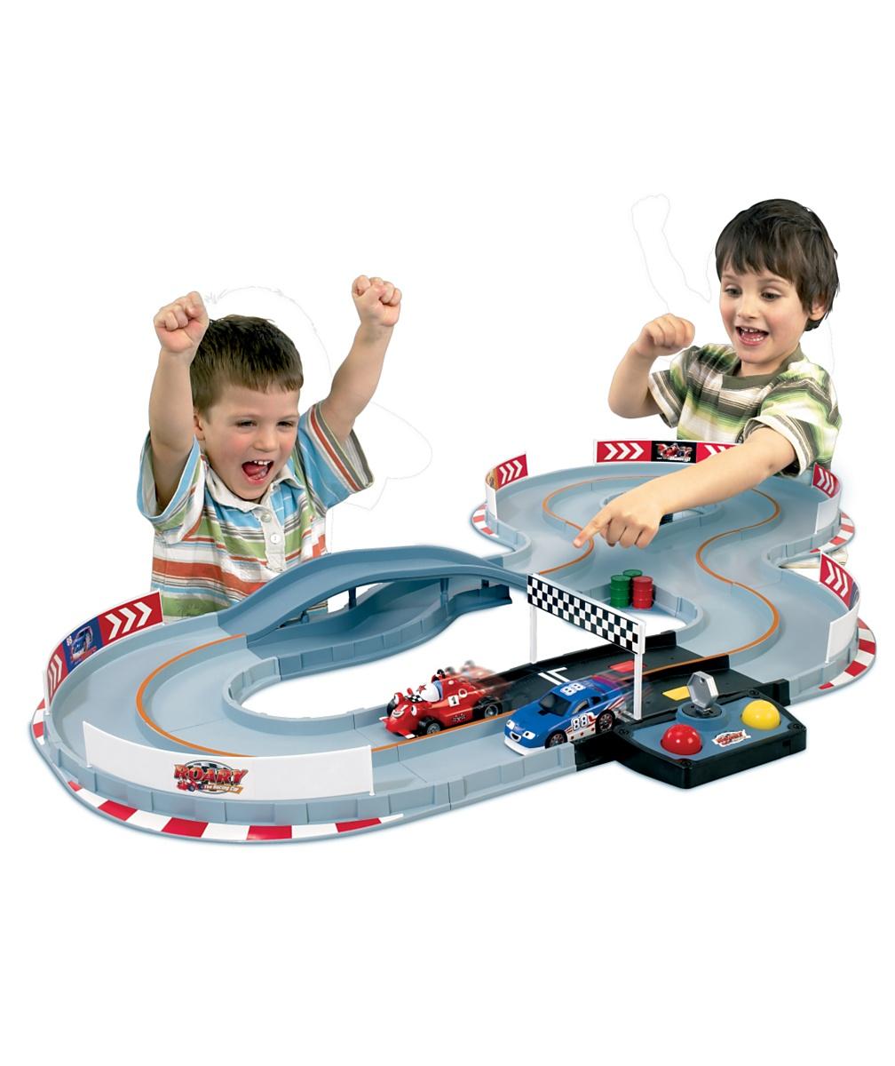 Roary deluxe racetrack