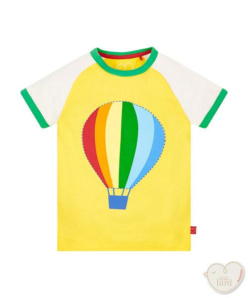 Little Bird Hot Air Balloon Tee