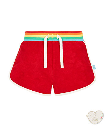 Little Bird by Jools Towelling Shorts