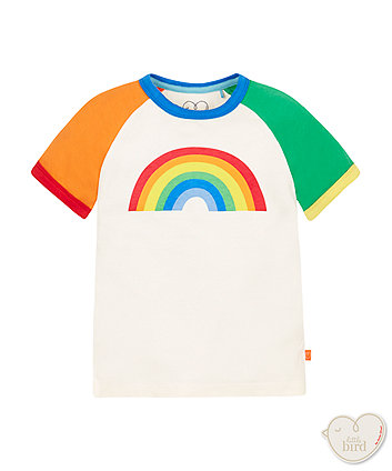 Little Bird by Jools Rainbow Tee