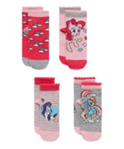 My Little Pony Socks with Aegis - 4 Pack