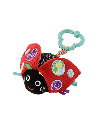 Mothercare Baby Voyage Clip And Go - Ladybird