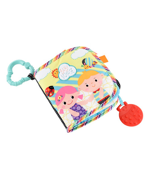 Mothercare Baby Voyage Clip and Go Soft Book