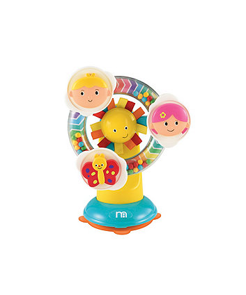 Mothercare Baby Voyage Spin And Rattle Highchair Toy