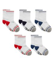 Sporty Socks with Aegis - 5 Pack