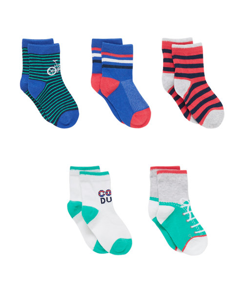 Cool Dude Socks - 5 Pack