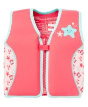 Mothercare Pink Swim Jacket 4-5 Years