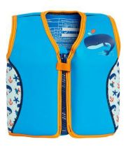 Mothercare Blue Swim Jacket 2-3 Years
