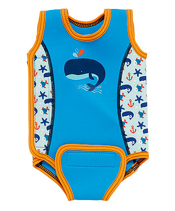 Baby Warmers Blue 3-6 Months