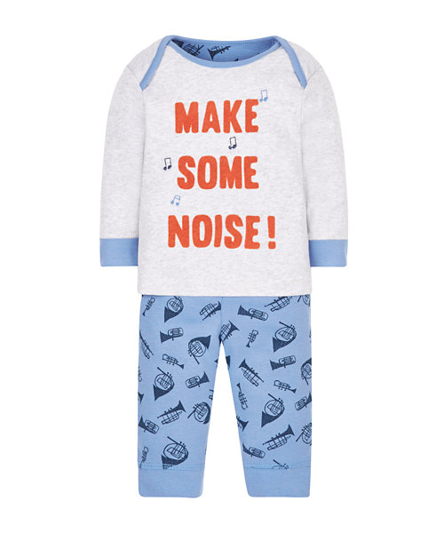 Little Musicaian Pyjamas