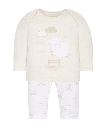 Little Lamb Pyjamas