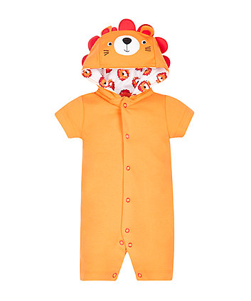 Novelty Little Lion Romper