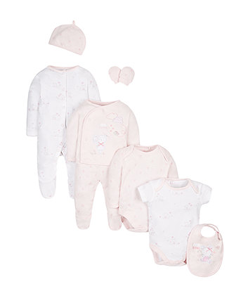 Mothercare My First Little Mouse 8 Piece Set