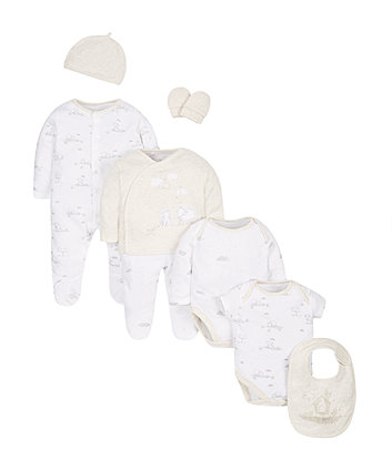 Mothercare My First Little Lamb 8 Piece Set