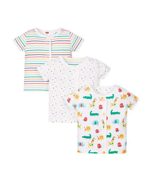 Jungle Tops - 3 Pack