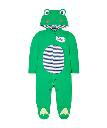 Frog All In One Dress Up