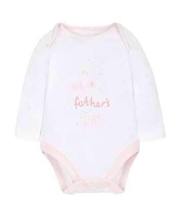 My First Fathers Day Bodysuit